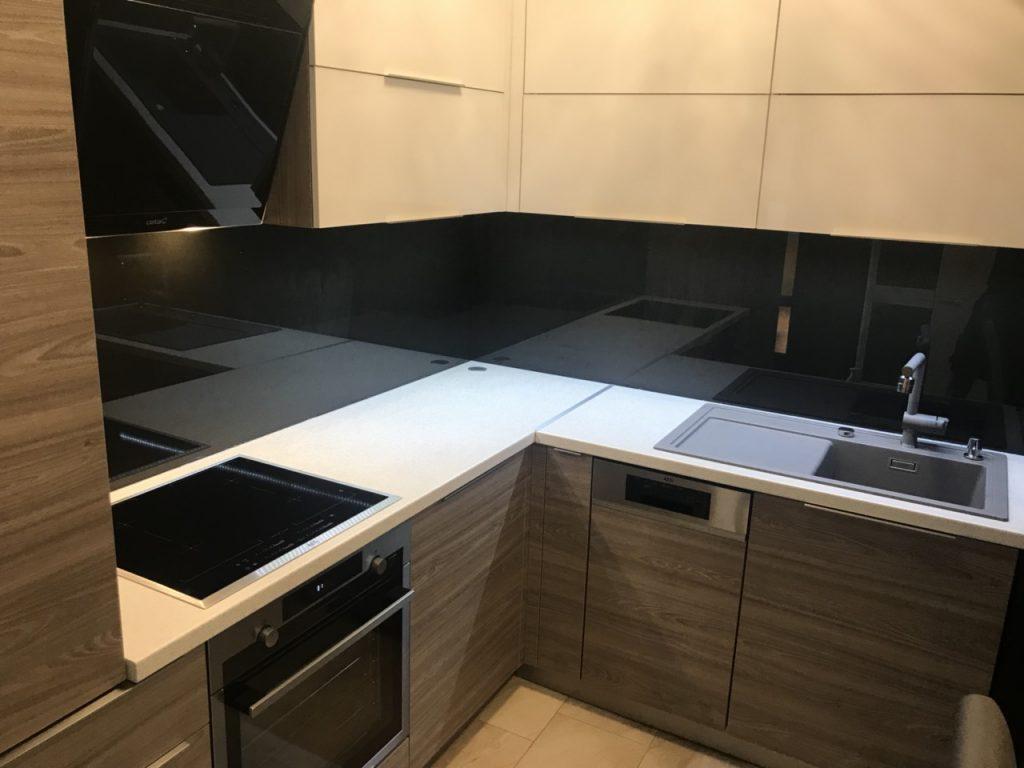 Modern konyha - elegáns összképpel